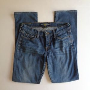 Lucky Brand Womans Blue Jeans 30Wx31L